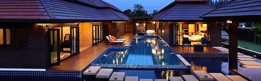 les coins de Thaïlande