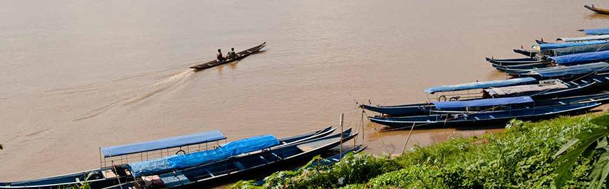 traversée du Laos